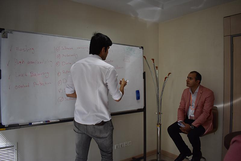 مهندس مهدی محمدی